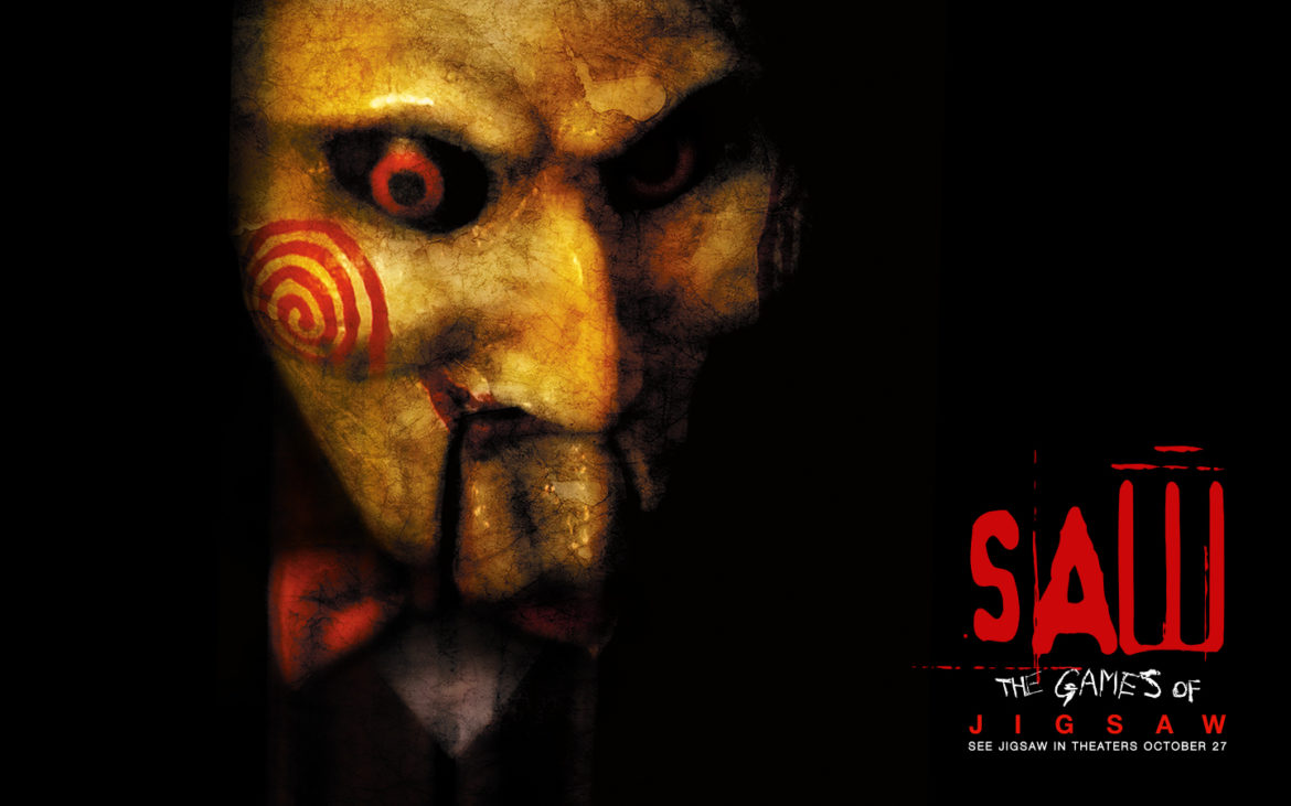 Want To Play A Game? SAW Returns To HHN27