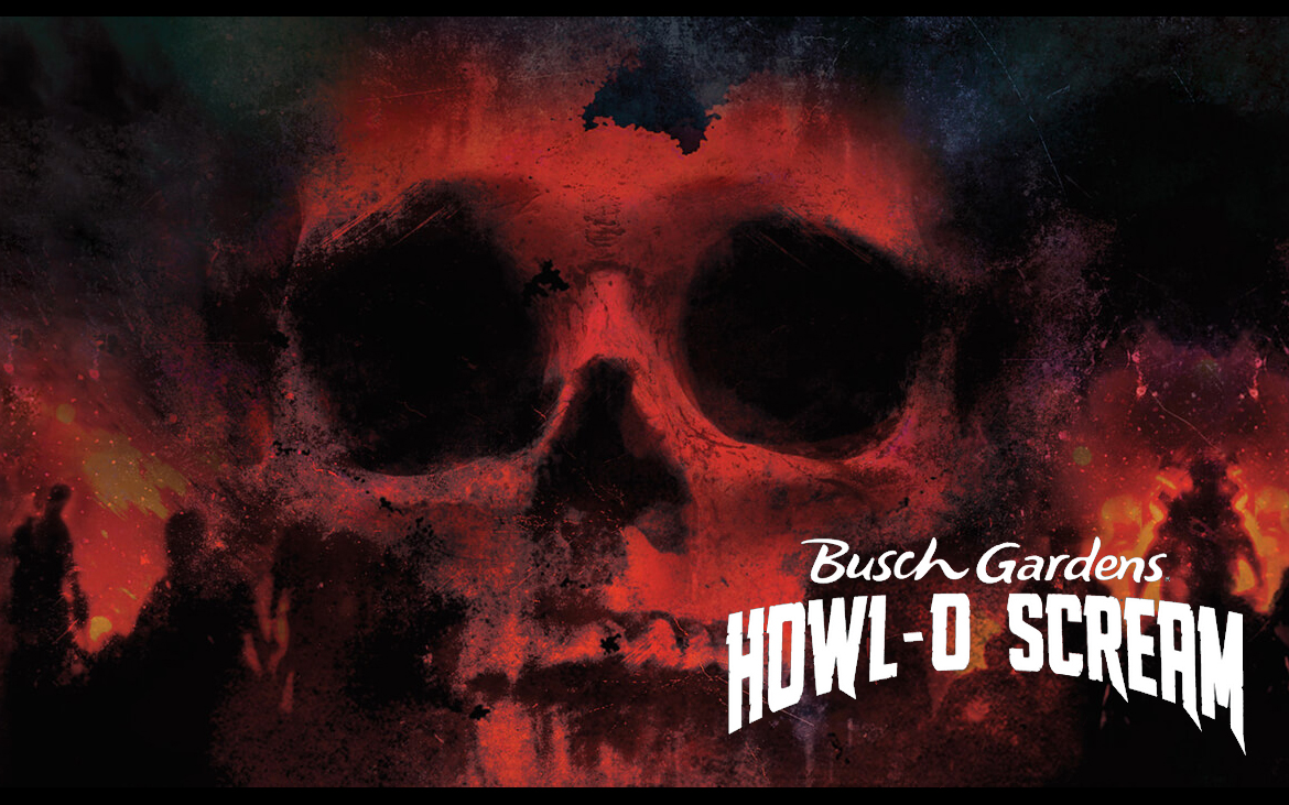Howl-O-Scream 2018 - No Where To Hide!