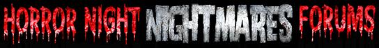 Horror Night Nightmares | Forums