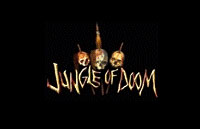 Jungle of Doom Logo | HHN 13 2003