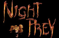 Night Prey Logo | HHN 13 2003