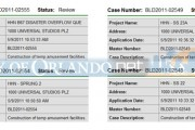 HHN Permits Posted