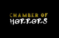 Chamber of Horrors Logo | HHN VIII 1998