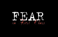S.S. Frightanic: Fear in First Class Logo | HHN VIII 1998