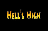 Hell's High Logo | HHN VIII 1998