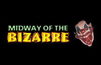 Midway of the Bizarre Logo | HHN VII 1997