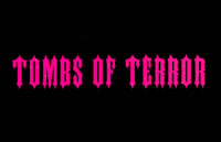 Tombs of Terror Logo | HHN VII 1997