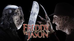 Freddy vs. Jason Logo | HHN 25 2015