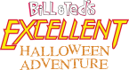 Bill & Ted's Excellent Halloween Adventure Logo | HHN 27 2017