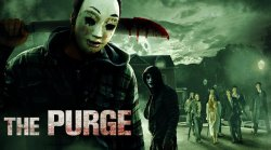 The Purge Logo | HHN 25 2015