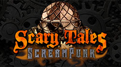 Scary Tales: ScreamPunk Logo | HHN 25 2015