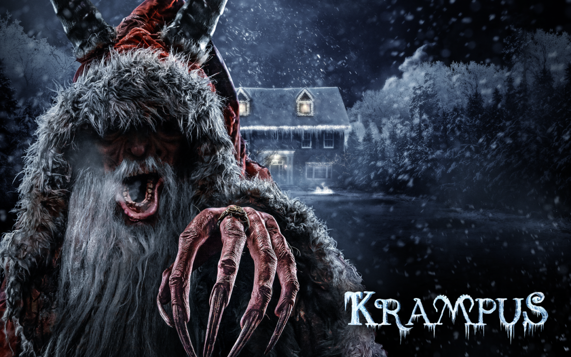 Krampus comes to town at HHN 26!