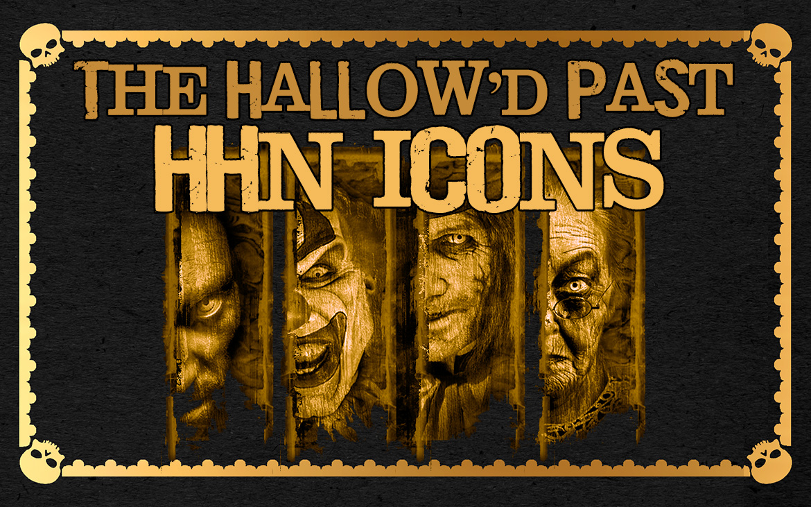 Hallow'd Past: HHN ICONS