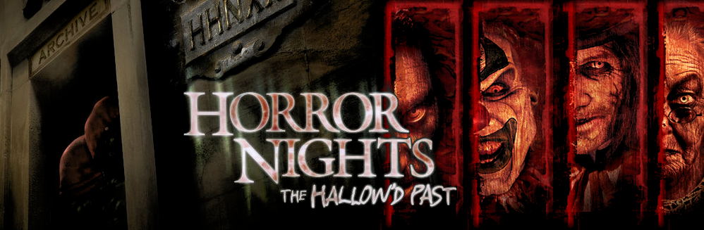 Hallow'd Past HHN ICONS