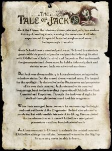 The Tale of Jack