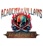 Academy of Villains: Afterlife Logo | HHN 27 2017