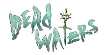 Dead Waters Logo | HHN 27 2017