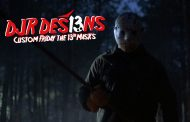 Custom Friday the 13th Masks By DJR Designs