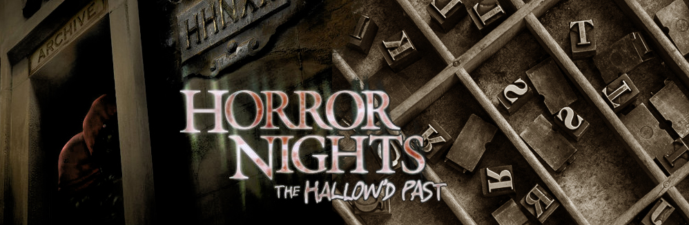 HHN Orlando A-Z Index