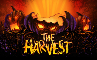 The Harvest Logo | HHN 28 2018
