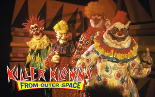 Killer Klowns from Outer Space Logo | HHN 28 2018