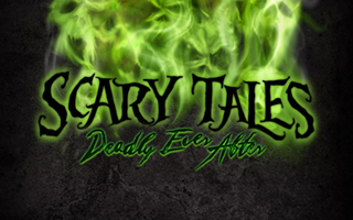 Scary Tales: Deadly Ever After Logo | HHN 28 2018