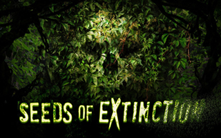Seeds of Extinction Logo | HHN 28 2018