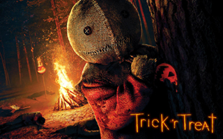 Trick 'R Treat Logo | HHN 28 2018
