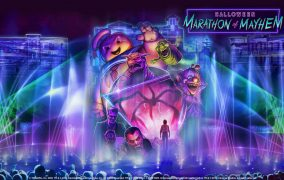 Halloween Marathon of Mayhem Lagoon Show Coming to Halloween Horror Nights 29