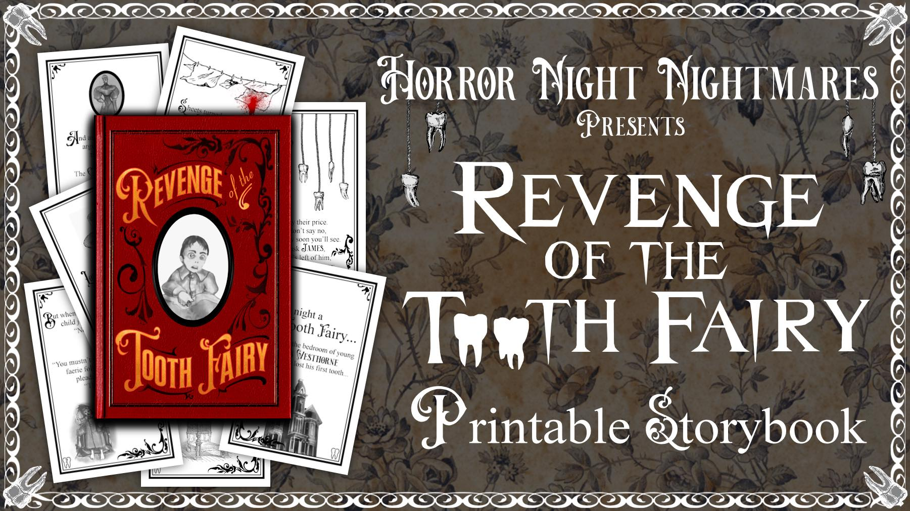 Revenge of the Tooth Fairy: Storybook